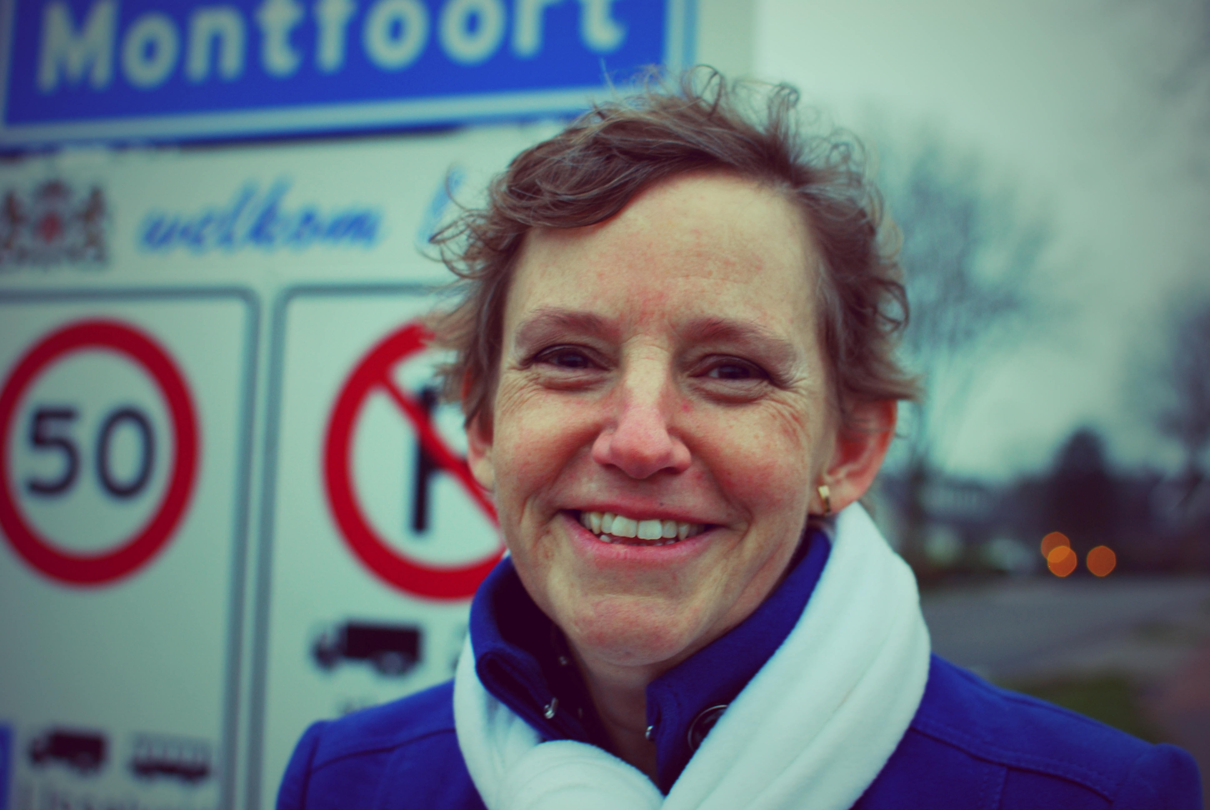 Anne-Marie van de Poll